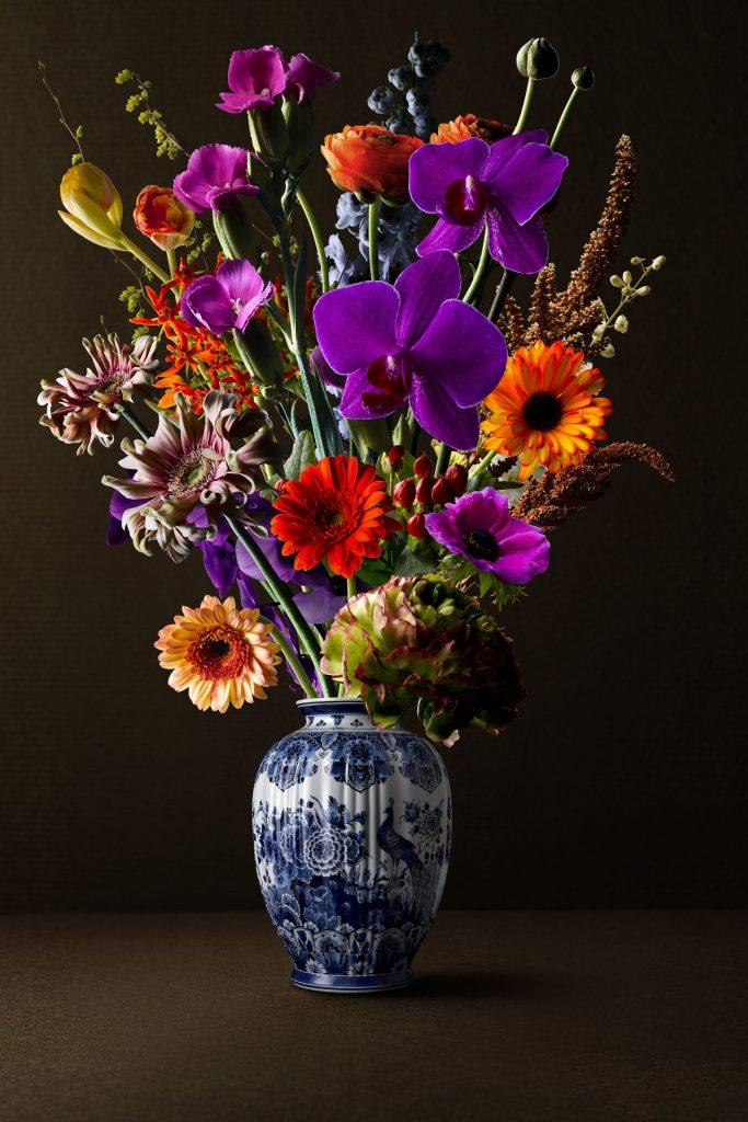 Hans-Pieterse-Royal-Flowers-150-100-€2195,-