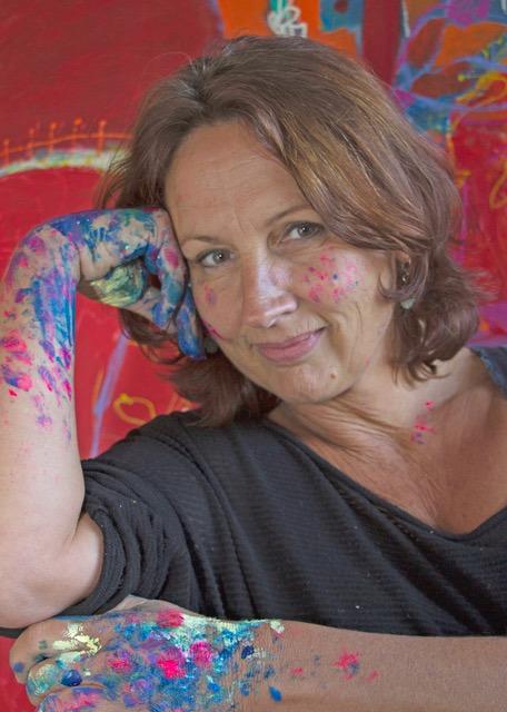 Vera Bruggeman-portret